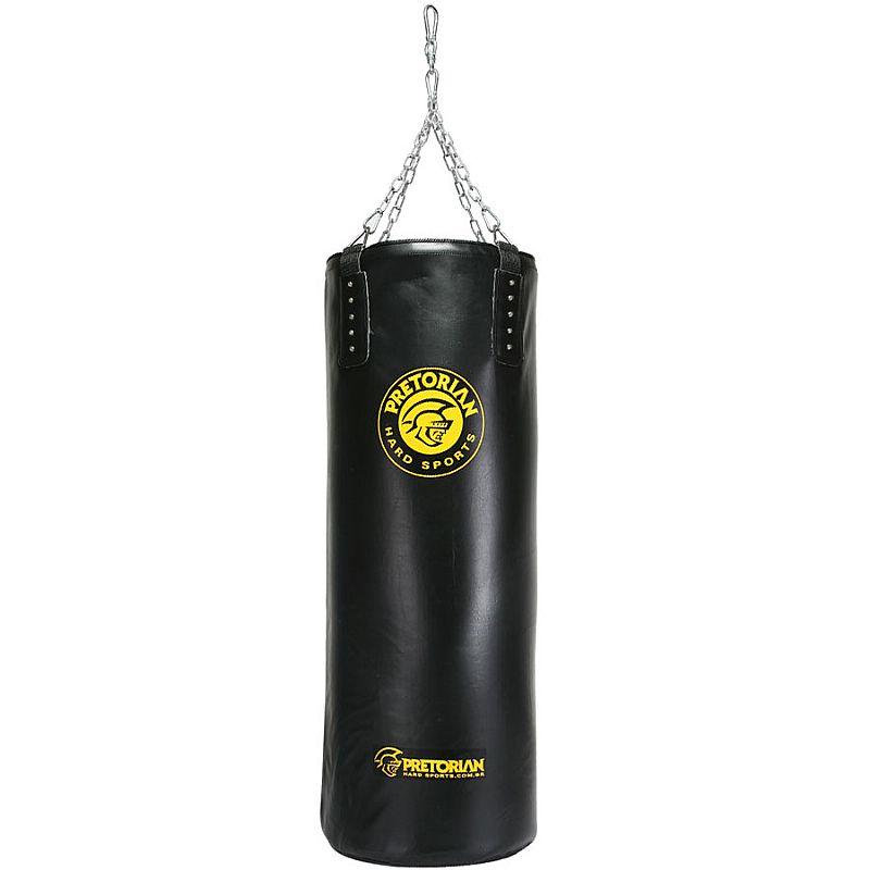 Saco Esportivo Boxe - PU preto (1,60)